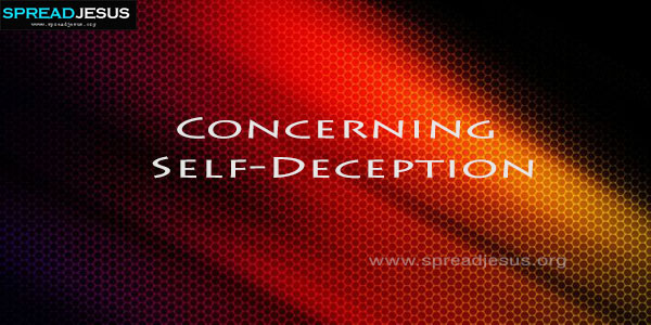 Concerning Self-Deception