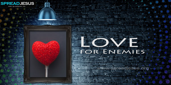 Love for Enemies