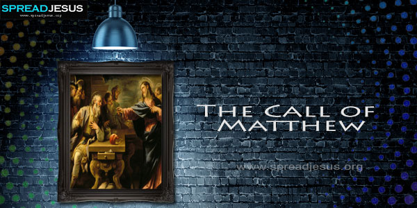 The Call of Matthew