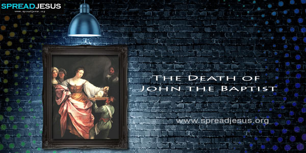 The Death of John the Baptist