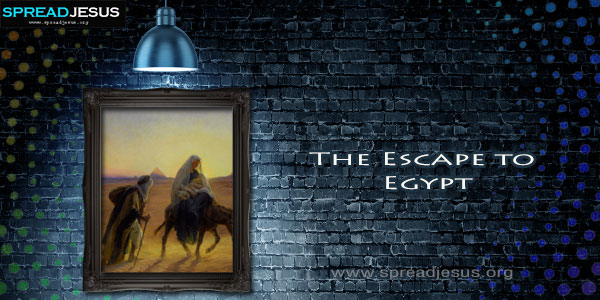 The Escape to Egypt