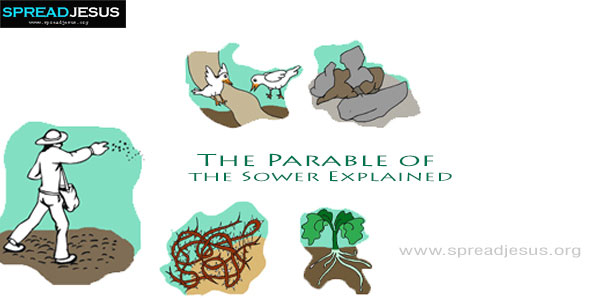 The Parable of the Sower Explained