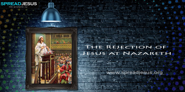 The Rejection of Jesus at Nazareth