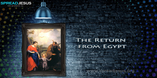 The Return from Egypt