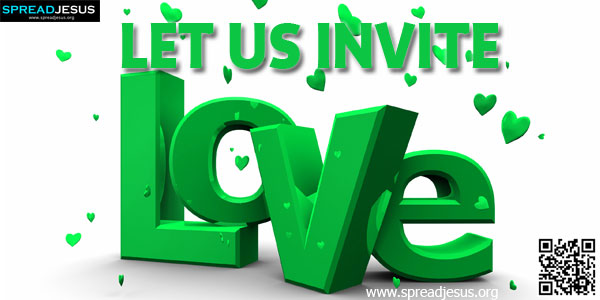 Let us Invite Love